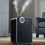 This Warm Mist Humidifier tackles the dry cold air of winter