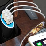 Rapid Car iPhone Charger provides juice in double quick time