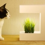 The Akarina 14 LED Hydroponic Box lets you grow food in your apartment