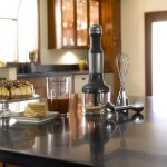 The KitchenAid 3-Speed Hand Blender helps making exquisite meals a breeze