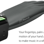 The Remidi turns your sense of rhythm into an instrument