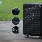Néit Products delivers its first smart collapsible hard case luggage