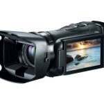 The Canon VIXIA G20 is a camcorder for every event