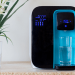 The WaterO is a countertop reverse osmosis system that keeps your hydration game on point