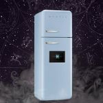 Mystic Smeg tells your fortune while keeping your food well preserved