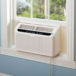 World's Quietest Window Air Conditioner gets the job done without any obstruction