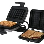 This Belgium Waffle Maker gives you stuffed waffles for the rest of your life