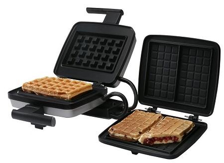 Stuffed Waffle Maker