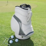 Golfer's Clandestine Cooler lets you have a break on the go