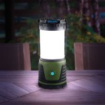 300 Lumens Mosquito Repelling Lantern keeps you safe and sound from them mozzies