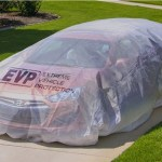 The Extreme Vehicle Protection Storage is like a Ziploc for your car