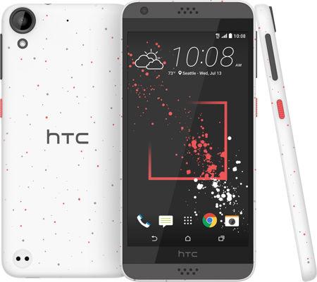 Affordable HTC Desire 530 Heads To US, Rocking 'Unique Micro Splash Design'