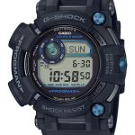 Color this summer with Casio's Master of G Frogman timepiece