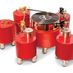 Swiss Engineered Quad Calibrated Turntable costs a bomb