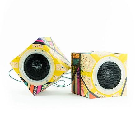 cardboard-speakers