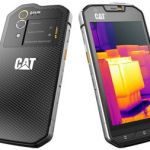Cat S60 smartphone sports an integrated thermal camera