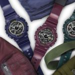 G-Shock reveals new S Series Dark Metallic Collection for the coming Fall