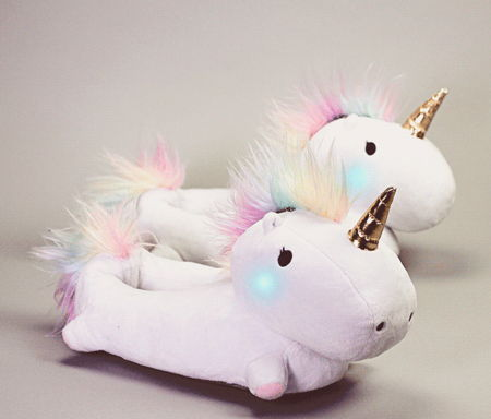 light-up-unicorn-slippers