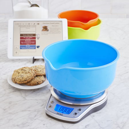 Perfect company introduces perfect kitchen pro smart scale for Kitchen pro smart scale
