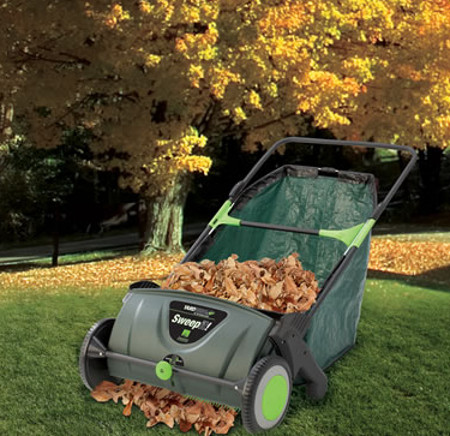 leaf-collecting-sweeper