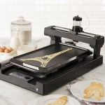 The PancakeBot prints perfectly precise pancakes