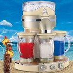The Margaritaville Tahiti Frozen Concoction Maker takes leisure drinking seriously
