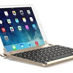 The Brydge 7.9 Bluetooth Keyboard for iPad mini keeps you busy
