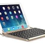 The Brydge 7.9 Bluetooth Keyboard for iPad mini keeps you busy