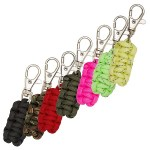 Paracord Zipper Pulls – Don't throw out that jacket!