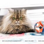 Pebby is the most advanced robotic pet sitter system in the world