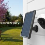 Reolink Argus 2 is a solar-powered security camera