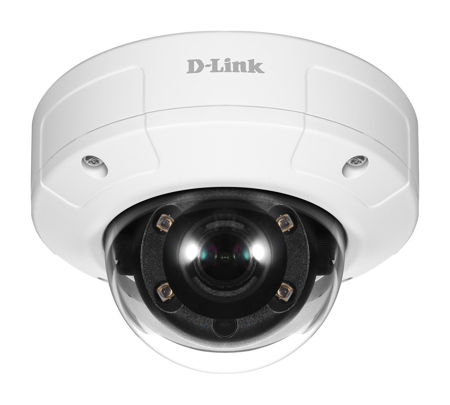 - d link outdoor dome cam - D-Link reveals new outdoor dome camera for greater security » Coolest Gadgets