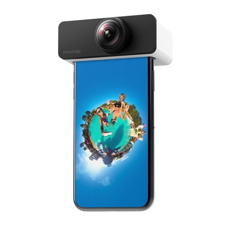 - PanoClip iPhone - PanoClip makes 360 photo-taking a snap » Coolest Gadgets