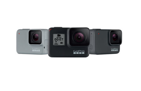 - gopro hero7 - GoPro HERO7 Black is the new action camera flagship » Coolest Gadgets