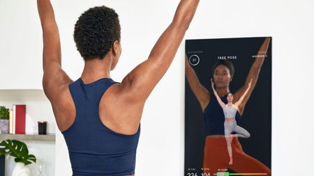 - mirror - Mirror is a whole new way to exercise at home » Coolest Gadgets