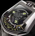 Urwerk 201 Series Platinum