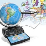 3D Interactive Smart Globe