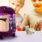 Origo, the toy 3D printer that makes more toys