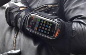 The iBiker Rider is not only ideal for bikers, but anyone with an iPhone.