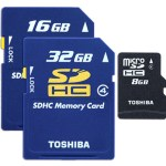 Toshiba claims the mantle of world's fastest SD card