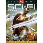 SciFi Classics 50 DVD Movie Pack Collection