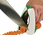 Safe Slice - Never Cut Your Hand Again Chopping Vegetables