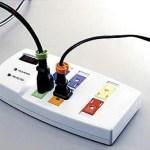 Ziotek Color-Coded Surge Protector
