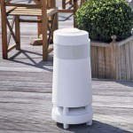The weather-proof Soundcast Outcast Outdoor Speaker