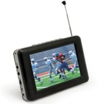 Shirtpocket Digital Television