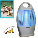 Emerson's Indoor and Outdoor Bug Zapper