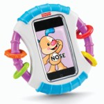 Fisher Price presents the Laugh & Learn Apptivity case