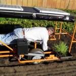 Wunda Weeder lets you lazily garden
