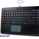 Adesso WKB-4000BB: SlimTouch Bluetooth Keyboard