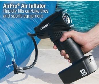 AirPro Cordless Air Pump